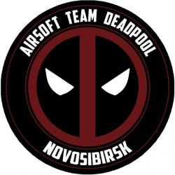 "Airsoft team ""Deadpool"""