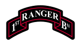 1ST RANGER BN В CO. 75TH RANGER REGIMENT